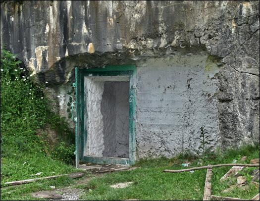 Найбільший бункер Лінії Арпада на Закарпатті: ВІДЕО